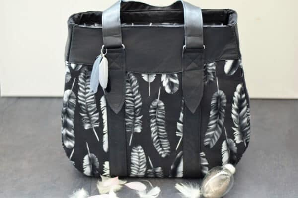 Evelyn - the Tote Bag von Swoon Patterns