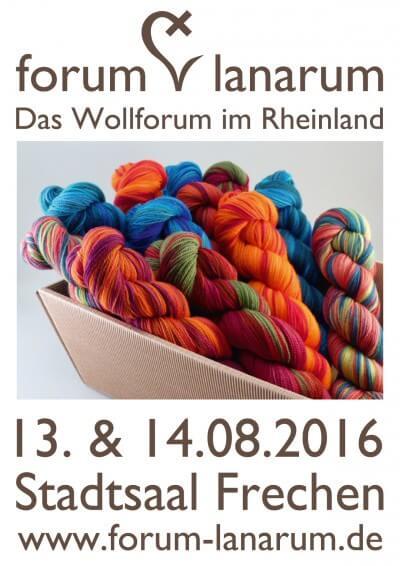 Forum Lanarum - Das Wollforum im Rheinland