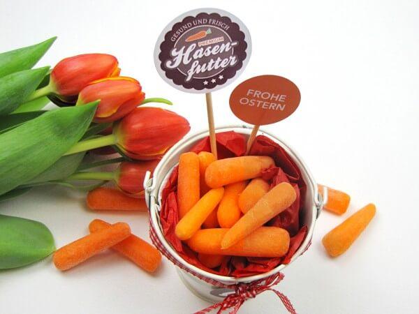 Gesundes Geschenk zu Ostern – Hasenfutter