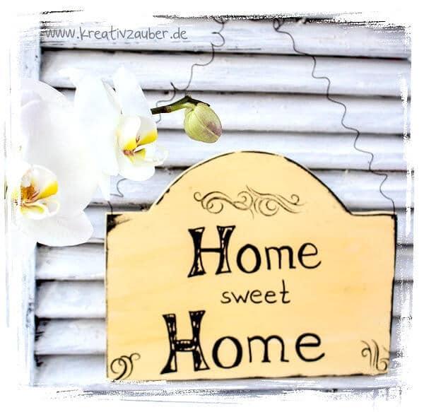 kreative t rschilder basteln handmade kultur. Black Bedroom Furniture Sets. Home Design Ideas