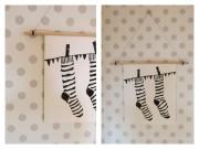DIY-schnelle Posterleiste