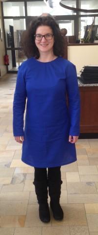 Ein Kleid zur Taufe