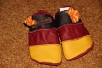 Patchwork Lederschuhe für Erwachsene und Kinder