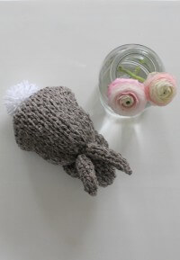 DIY Strick-Bunny