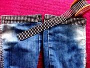 Jeanshose pimpen