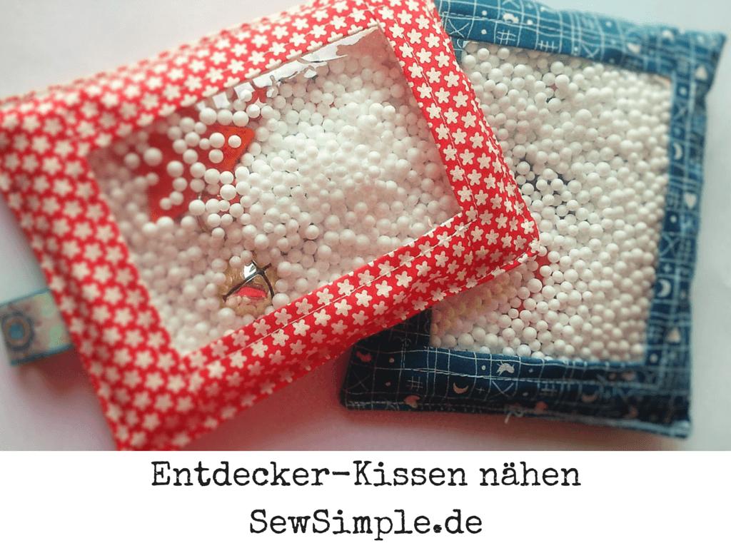Ikea Hochstuhl Kissen Nähen ~ Entdecker Kissen nähen  HANDMADE Kultur