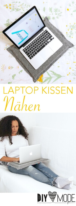 laptop kissen n hen video anleitung handmade kultur. Black Bedroom Furniture Sets. Home Design Ideas
