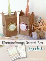 Überraschungs-Osterei-Box