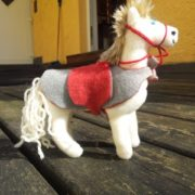 DIY-Nähset Cuci-Pferd Santy