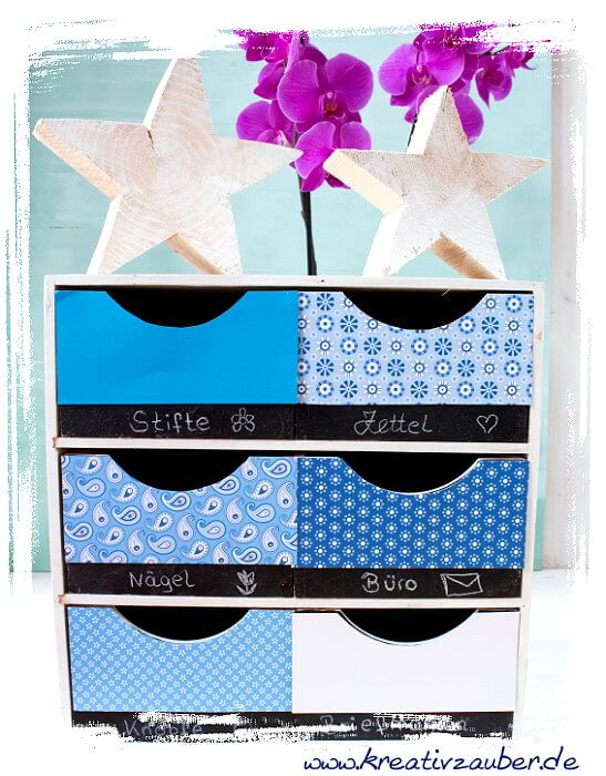 Schubladenbox - Ordnungshelfer