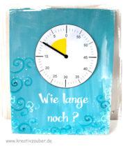 Time Timer selber basteln