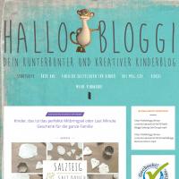 Hallo Bloggi - Dein kunterbunter und kreativer Kinderblog