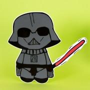 Niedlicher Darth Vader - Plotter freebie, free printable und Video Tutorial - Für Fans