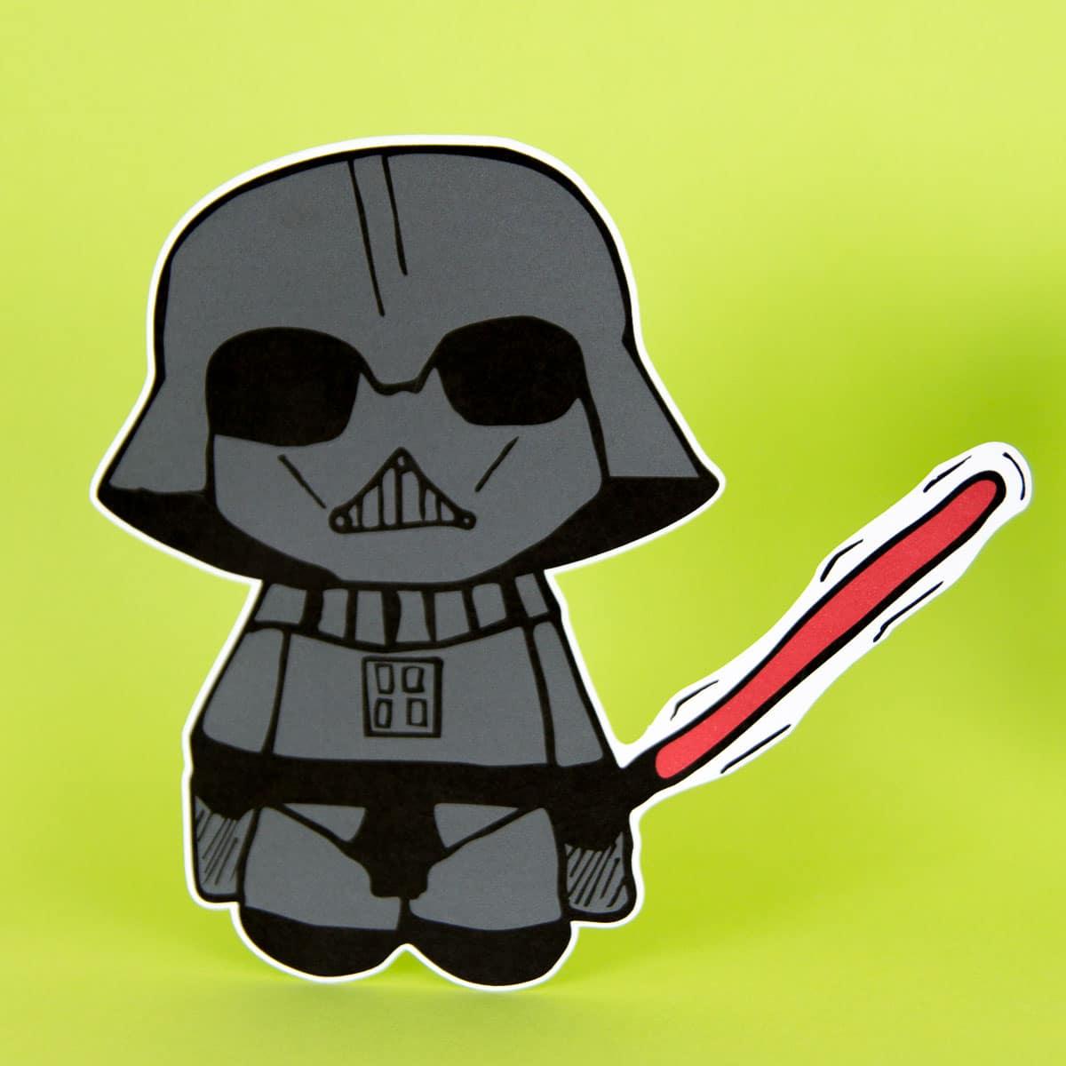 Niedlicher Darth Vader Plotter Freebie Free Printable Und Video