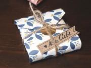 DIY Muttertagsgeschenk: Individuelle Kekse schön verpackt