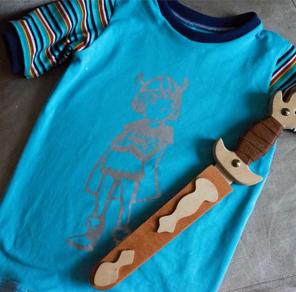 Wicki-Shirt für kleinen, starken Mann