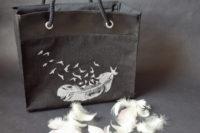 Faltentasche - Geschenktasche
