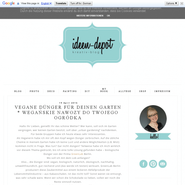 ideen-depot, kreativ-blog