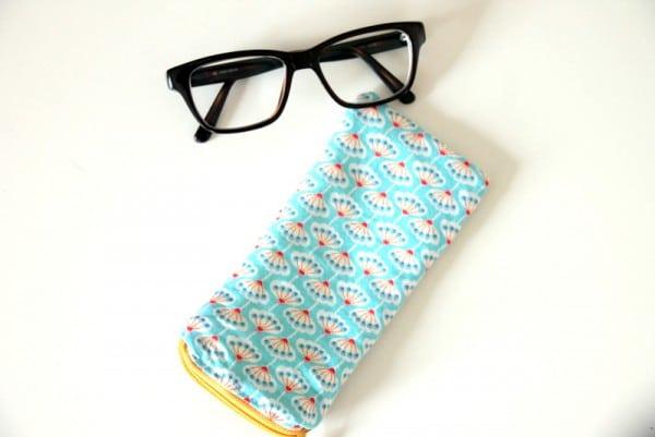 Ein Brillenetui zum Selbernähen