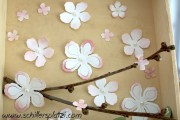 Kirschblüten in der Box