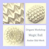 Origami Workshop 2017 Magic Ball