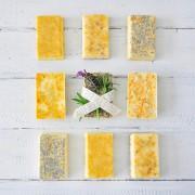 Geschenkidee, nicht nur zum Muttertag: 3 Rezepte für DIY Seife