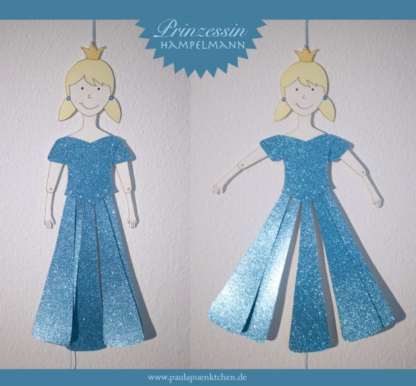 Prinzessin-Hampelmann (Freebie)