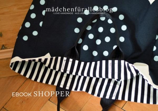 DIY-Shopper in Wunschgröße nähen (freeBook)