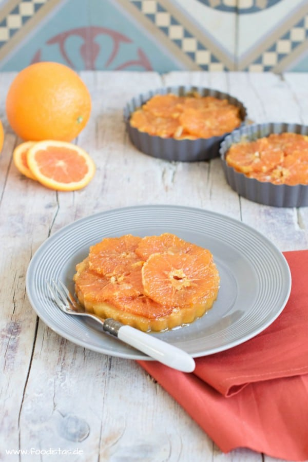 Tarte Orange von den [Foodistas]