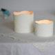 DIY für Teelicht und Serviettenringe