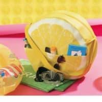 Zitronentasche Schnittmuster - unsere Tasche zum selber nähen