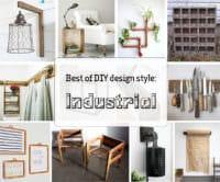 Best of DIY design style: Industrial