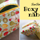 Boxy Bag - Kulturtasche nähen