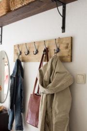 DIY | Garderobe bauen