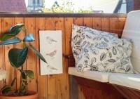 Bilder für Balkon und Garten mit Foto Transfer Potch