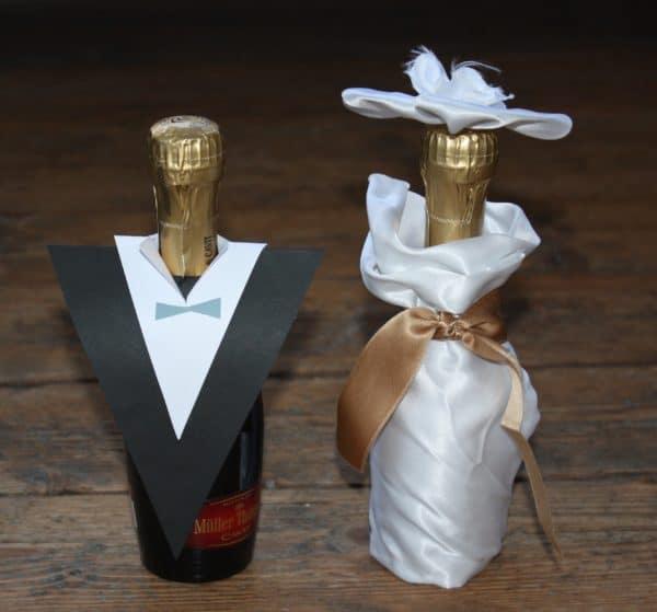 Sekt Für Das Brautpaar Handmade Kultur