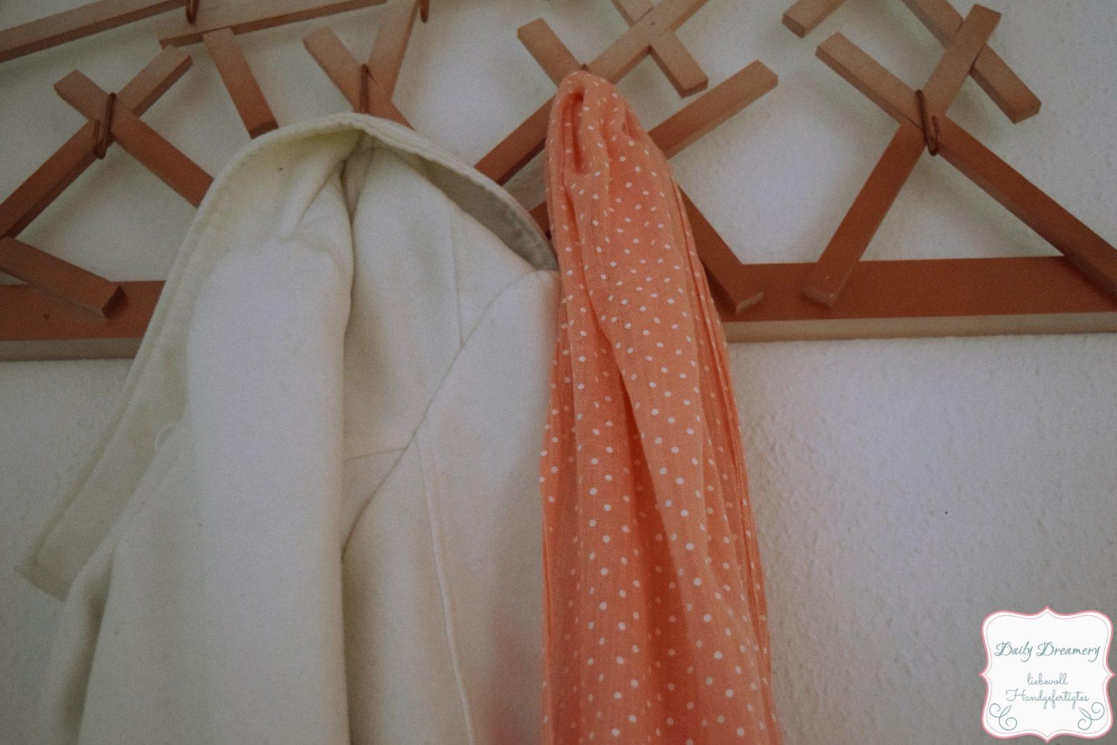 Diy garderobe im mikado stil   handmade kultur