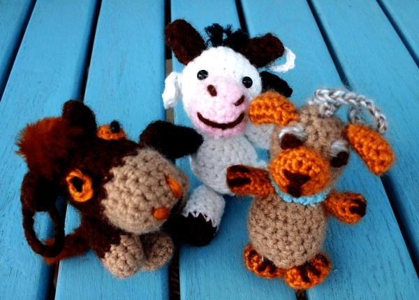 Die Kleine Kuh Mucca Häkelanleitung Kostenlos Handmade Kultur