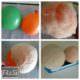 Ineinander - dünne Filzgefäße einfach gefilzt