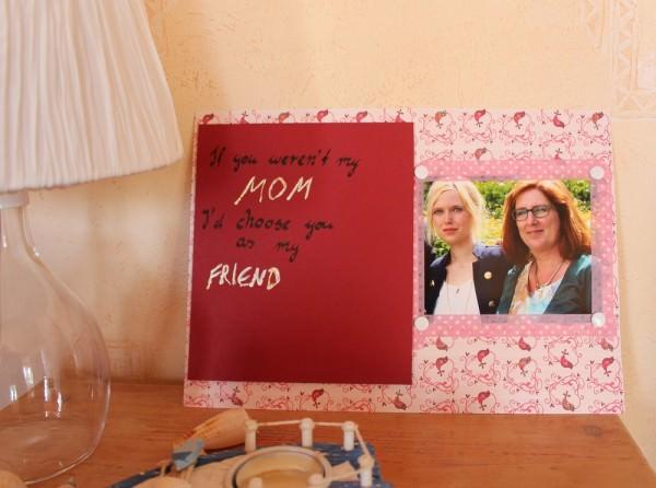 Collage zum Muttertag