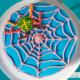 Spidergirl-Torte