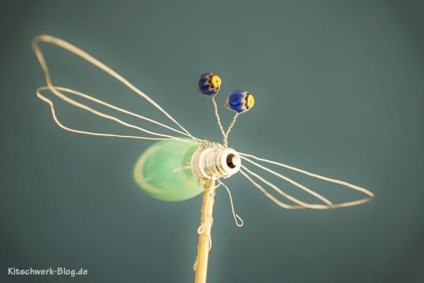Libellen zum Muttertag oder Vatertag