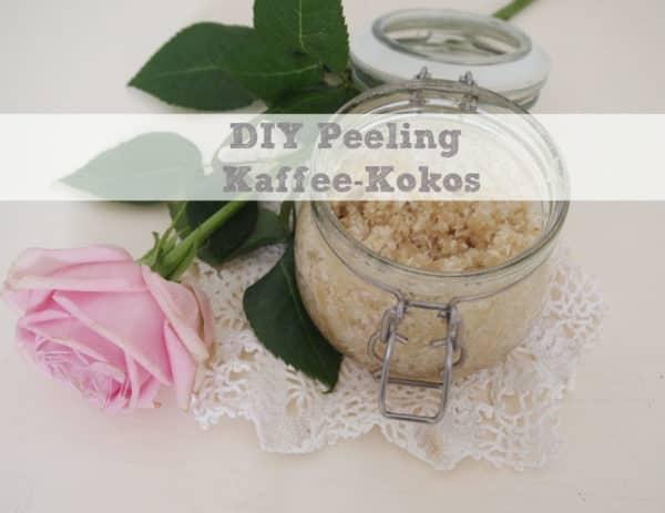 Kaffee-Kokos Peeling