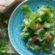 Räucherfisch Salat