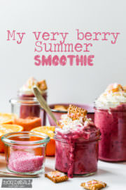 My very berry Summer Smoothie