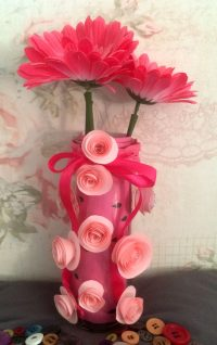 DIY - love pink