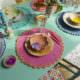 Tisch-Sets - passend zum Geschirr :)