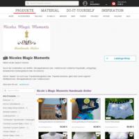 NicolesMagicMoments - 57 einzigartige Produkte ab € 6.9 bei DaWanda