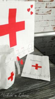 Geschenkidee für eine Krankenschwester (Geldgeschenk DiY)