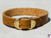 Anleitung - Boho-Armband aus Leder